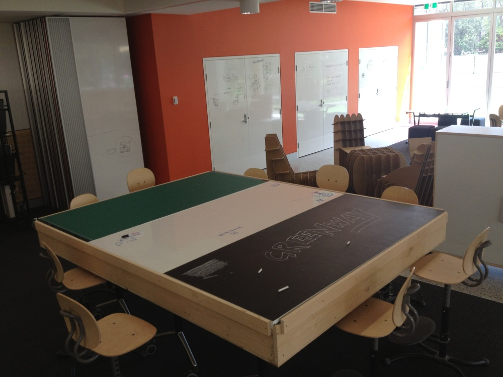 Reimagining storage to create furniture for learning (2/2)